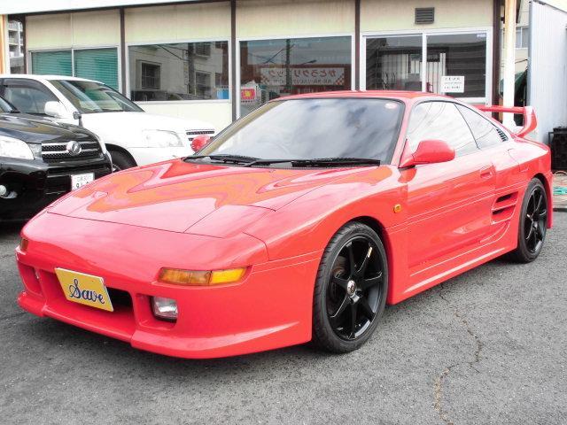 トヨタ GT-S TRD2000GT 車高調 フジツボ 社外アルミ