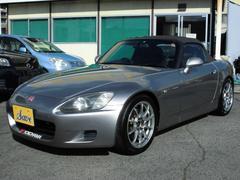 S2000オーリンズ車高調カーボントランク社外エキマニRAYSアルミ