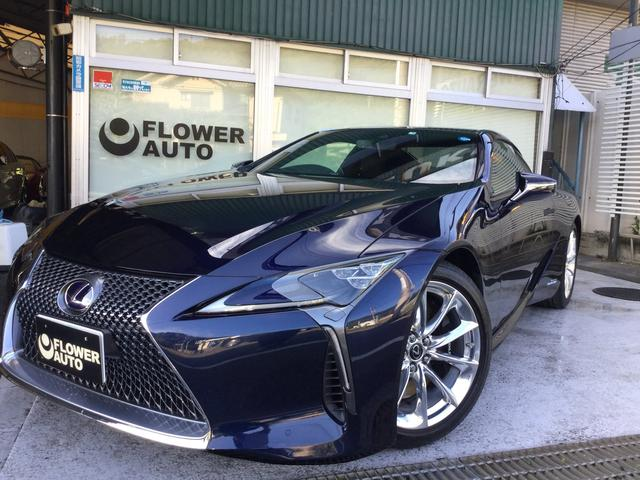Photo of LEXUS LC LC500H L PACKAGE / used LEXUS