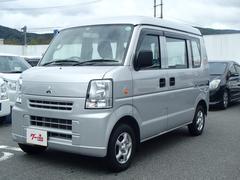 ミニキャブバンM 4WD Goo鑑定車