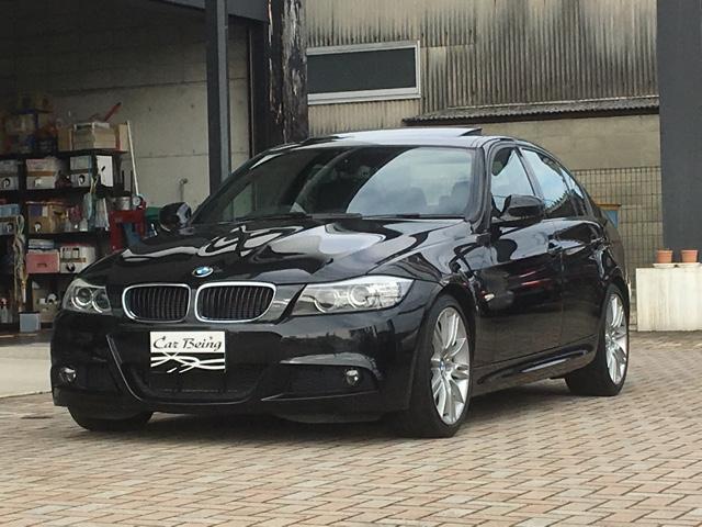 BMW 3シリーズ 320i Mスポーツパッケージ 純正i−Dri...