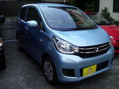 eKワゴン E 登録済み未使用車 新車保証(三菱)