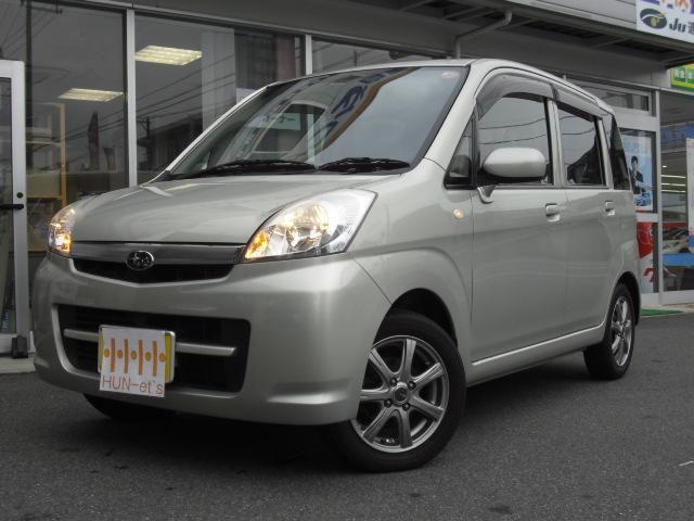スバル ステラ L キーレス CD ベンチシート (車検整備付)