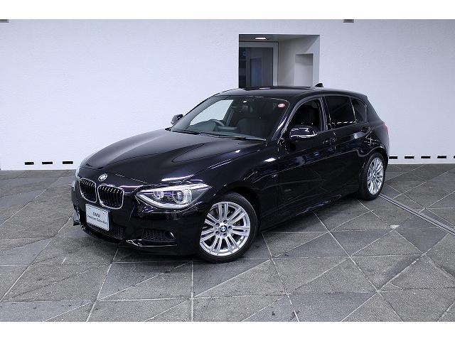 BMW 1シリーズ 116i Mスポーツ全国2年保証付 パーキング...