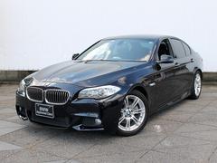 BMW523i Mスポーツパッケージ 18AWスマートキーフルセグ