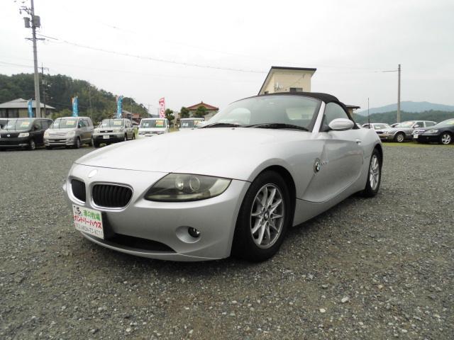 BMW Z4 2.2i 電動オープン キーレス CD ETC (検...
