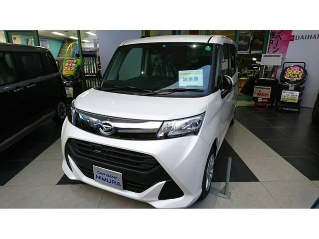 ダイハツ G SAII 当社デモカー パノラマモニター付