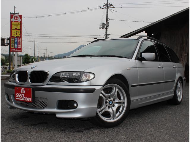 BMW 3シリーズ 318iツーリング Mスポーツ HDDナビTV...