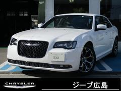 クライスラー 300300S 弊社デモカー 純正ナビ TV 純正アルミ