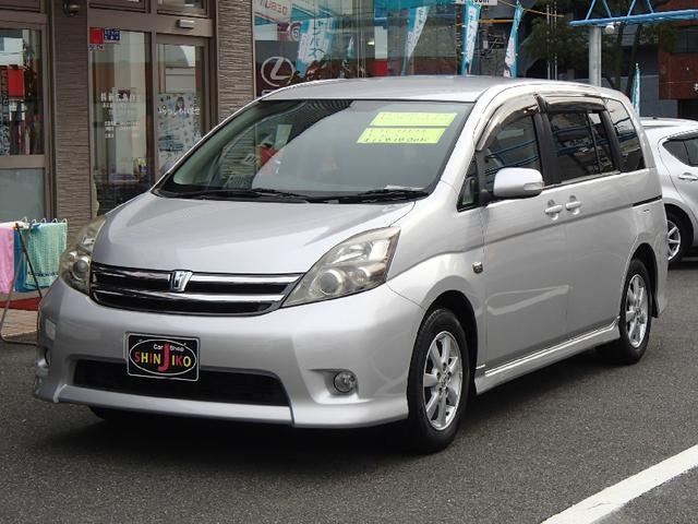 トヨタ プラタナ HDDナビ スマートキー 左側電動D HID