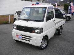 ミニキャブトラック JAスーパーカスタム 4WD AC PS(三菱)