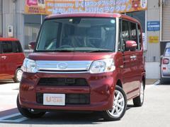 タントG SAII 4WD スマートキー