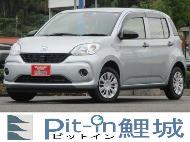 パッソ(トヨタ)X S 中古車画像