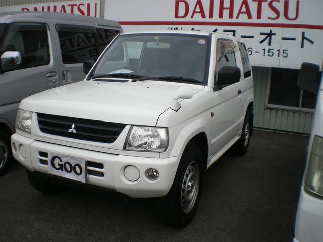 三菱 パジェロミニ X4WD (車検整備付)