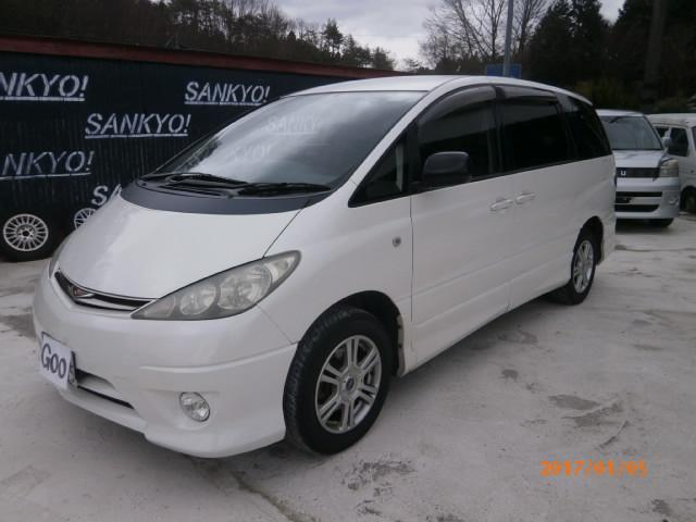 Photo of TOYOTA ESTIMA T AERAS / used TOYOTA