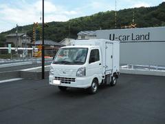 NT100クリッパートラック DX 登録済未使用車 エアコンパワステ 冷凍冷蔵車(日産)