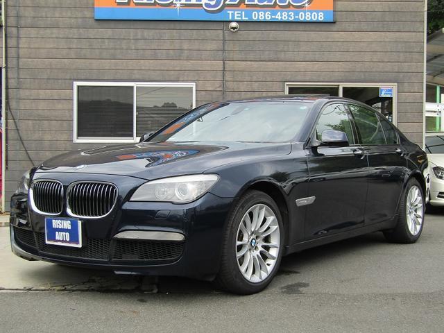 BMW 7シリーズ 740iMスポーツパッケージ 純正HDDナビ ...