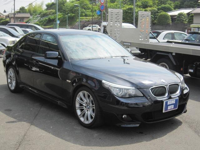 BMW 5シリーズ 525i Mスポーツパッケージ HDDナビ H...