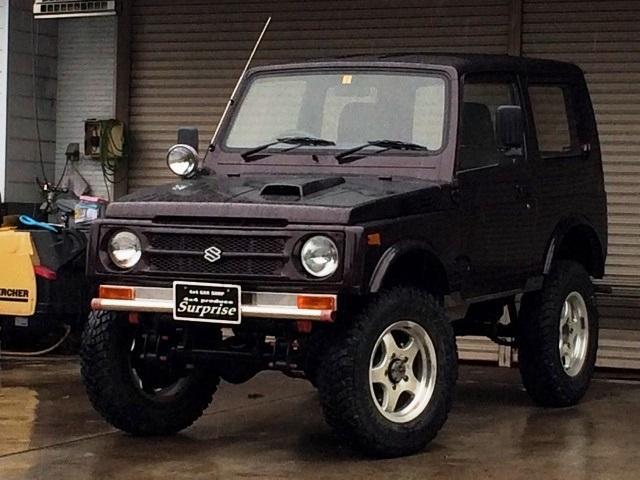 トータルプロデュースサプライズ特選車!!アルミ・ターボ・4WD・5速MT