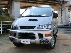 デリカスペースギアロング スーパーエクシード 4WD