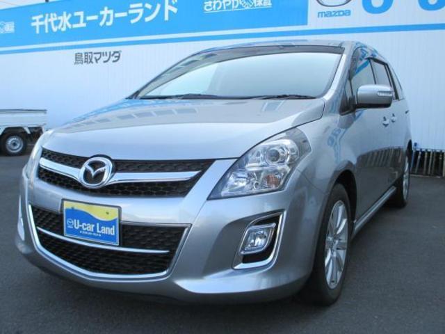 マツダ MPV 23S 4WD (車検整備付)