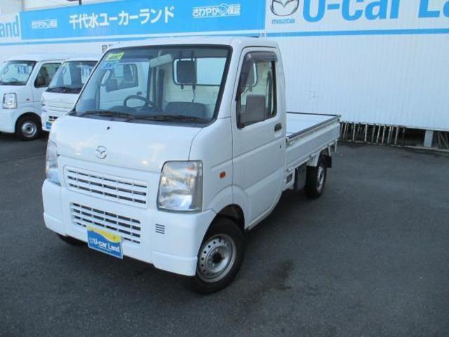 マツダ スクラムトラック KCスペシャル 4WD (車検整備付)