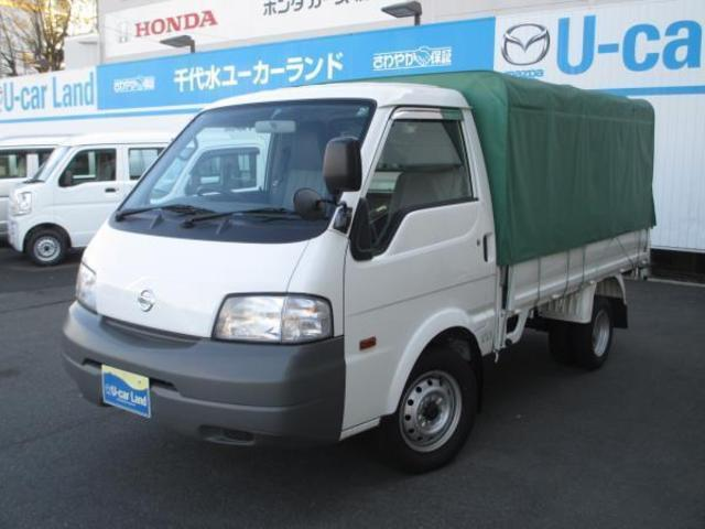 日産 バネットトラック DX 4WD (車検整備付)