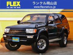ハイラックスサーフSSR−X 新品タイヤ&アルミホイール 2インチアップ