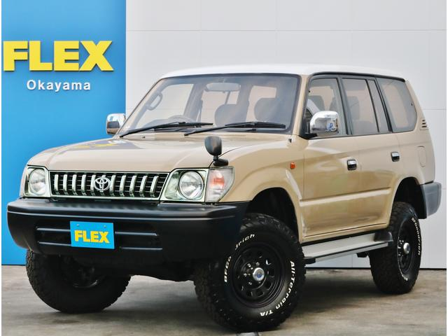 Photo of TOYOTA LAND CRUISER PRADO TX PACKAGE I / used TOYOTA