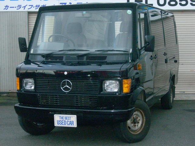 メルセデス・ベンツ トランスポーター 310D (検29.12)