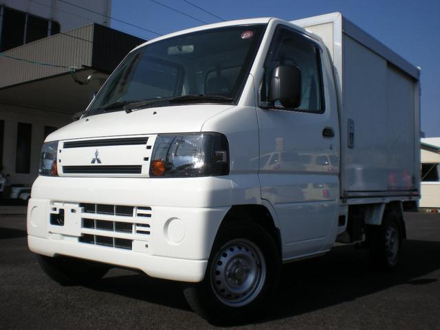 三菱 ミニキャブトラック 保冷車 オートマ 2WD エアコン パワ...
