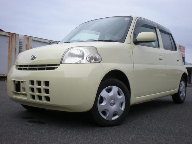 ダイハツ エッセ L 4WD CD MD キーレス (車検整備付)