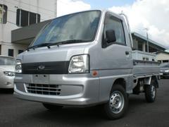 サンバートラックTB 4WD エアコン パワステ タイヤ新品