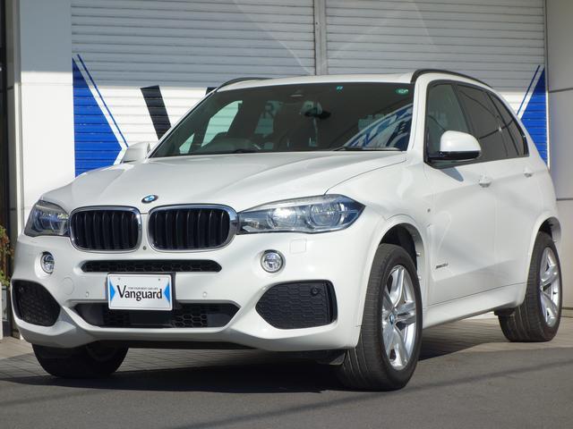 BMW X5 xDrive 35d Mスポーツ サンルーフ 黒本革...