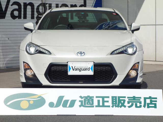トヨタ GT HDDナビTV TRD製エアロ ハイレスポンスマフラー