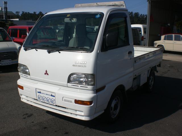 三菱 ミニキャブトラック TL 4WD オートマ (なし)
