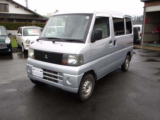 三菱 ミニキャブバン CD 4WD (なし)