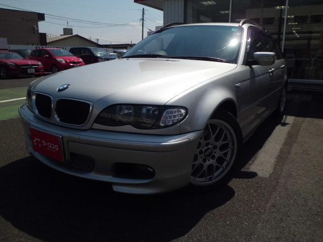 BMW 3シリーズ 318iツーリング Mスポーツ BBS17イン...