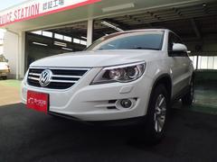 VW ティグアントラック&フィールド 4WD 社外ナビ フルセグTV