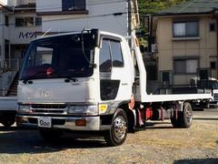 ダイナトラックAT 軽油 セーフティローダー 荷台寸法558×212