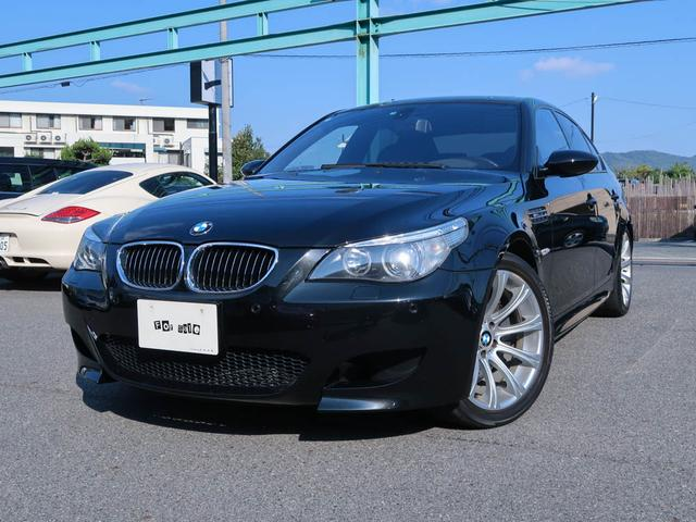 BMW M5 HDDナビ サンルーフ キセノン