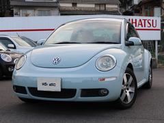 VW ニュービートルベースグレード キーレス クリアランスソナー 純正16インチ