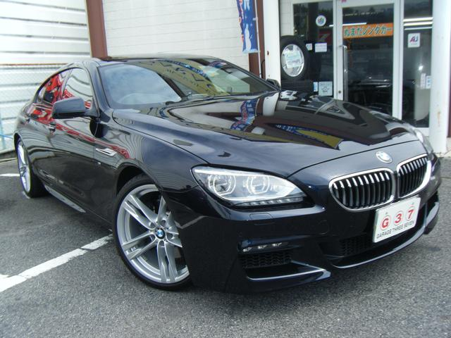 BMW 6シリーズ 640iグランクーペ Mスポーツ (検29.4)