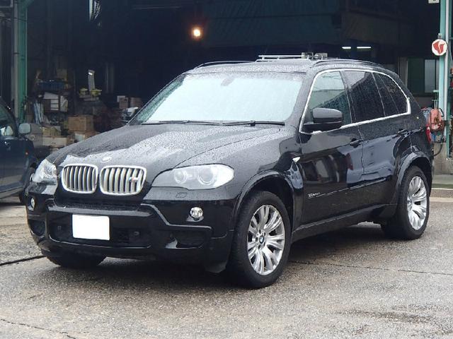 BMW X5 3.0si 7人乗 MスポーツPKG ナビ バックカ...