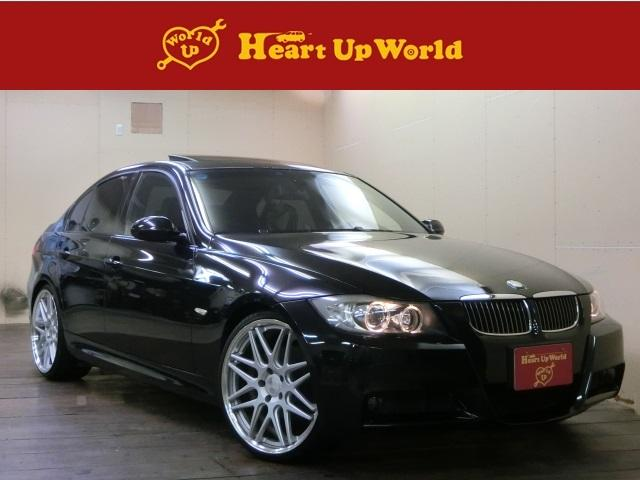 BMW 3シリーズ 323i Mスポーツ 左H サンルーフ付 WO...