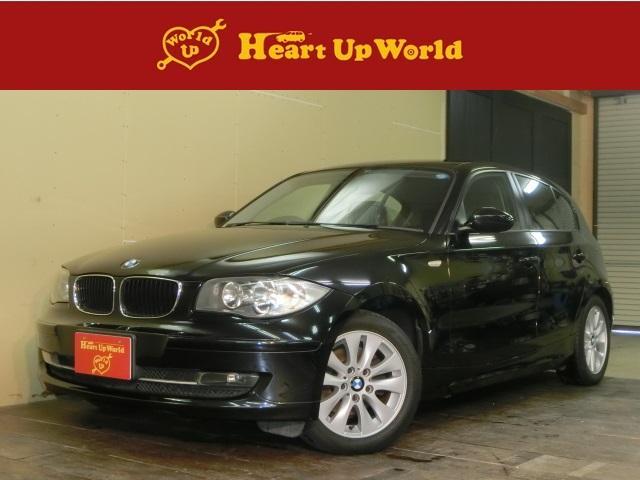 BMW 1シリーズ 116i プッシュスタート ブラックサファイア...
