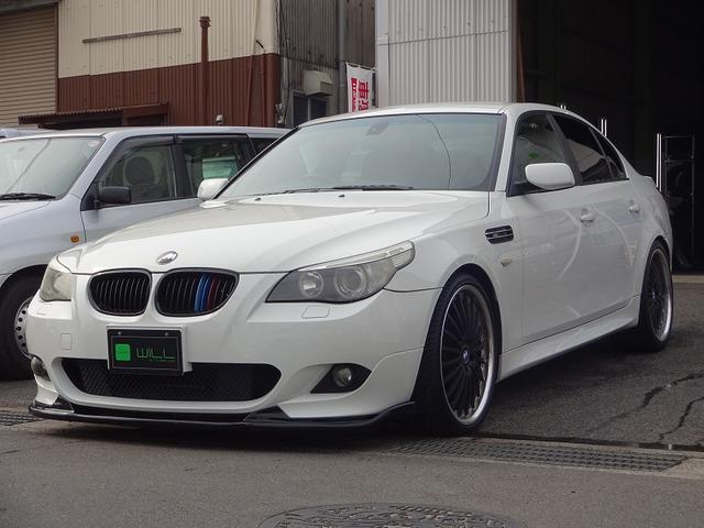 BMW 5シリーズ 530i Mスポーツ 20アルミ 車高調 フロ...