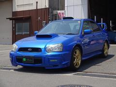 インプレッサWRX STi 2003 VLtd 6速ターボ 555台限定