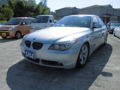 BMW525iハイラインパッケージ サンルーフ ブッラクレザー