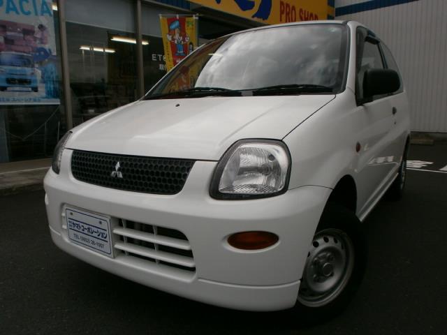 三菱 ミニカ ライラ オートマ AC PS (車検整備付)